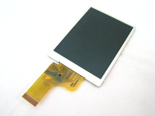 Sony Cybershot Dsc-W180 W190 ~ Lcd Screen Display Glass Lens Part ~ Digital Camera Repair Parts Replacement front-32737