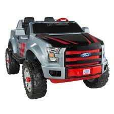 Fisher-Price Power Wheels Ford F-150 Extreme Sport - brand new design for the holidays!