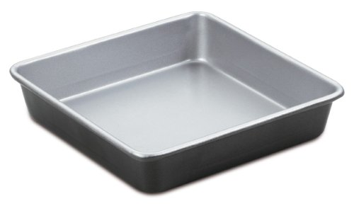 Cuisinart AMB-9SCKC Chef's Classic Nonstick Bakeware 9-Inch Square Cake Pan