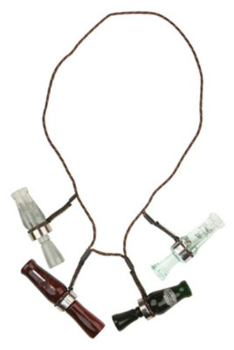 Avery Quad Loop Game Call Lanyard