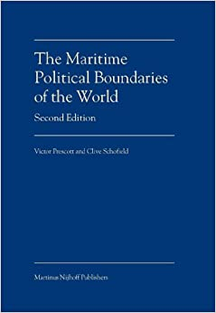 The Maritime Political Boundaries Of The World: Victor ...