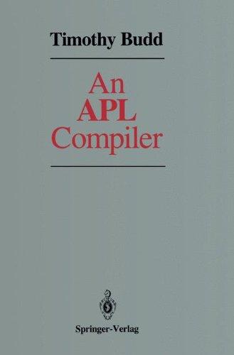 An APL Compiler
