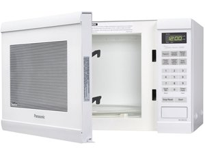 Panasonic 1.2 Cu. Ft. Microwave In White