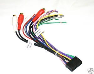 Car audio speakers: Dual xdvd210 wiring harness