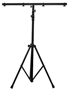 ADJ Products LTS-6 Tripod Stage Light Stand, Black