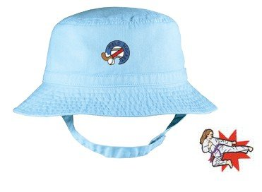 Embroidered Infant Bucket Cap with the image of: female martial artsEmbroidered Infant Bucket Cap with the image of: female martial arts