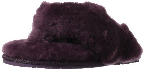 Emu Australia Women'S Tova Flip Flop,Purple,8 M Us front-889443
