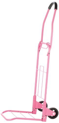 travel-smart-by-conair-the-power-of-pink-luggage-cart-by-travel-smart