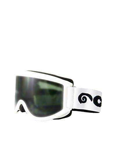 Ocean Máscara de Esquí Mammoth Blanco