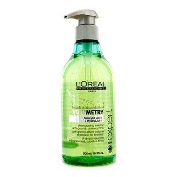 L'oreal Professionnel Expert Serie Volumetry Anti-Gravity Effect Volume Shampoo (For Fine Hair) 500Ml/16.9Oz
