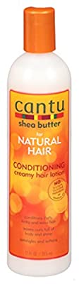 Cantu Natural Hair Condition Creamy Hair Lotion 12oz