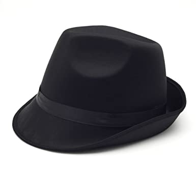 Blues Brothers Trilby Hat
