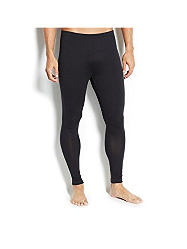 32 Degrees Heat By Weatherproof, Thermal Legging (Medium, Black) (Mens Thermal Leggins compare prices)