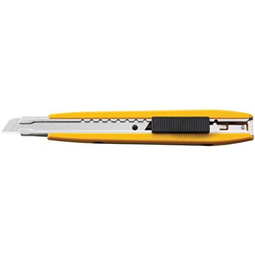 Olfa Snap It 'N' Trap It Standard-Duty Utility Knife - 1 Each