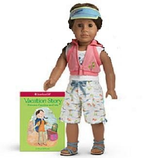 American Girl Island Vacation Outfit