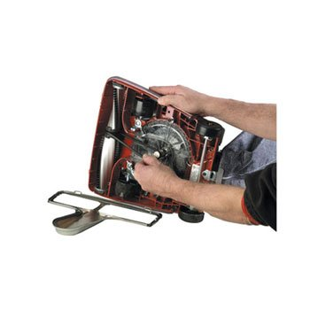 Rubbermaid Commercial Replacement Timing Belt For Rubbermaid Power Height Upright Vacuum Cleaners - Six Timing Belts Per Pack.