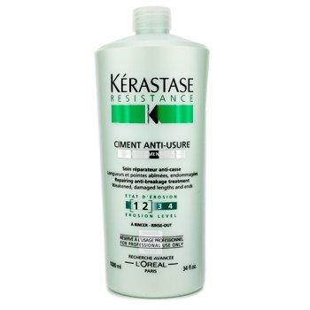 ケラスターゼ レジスタンス シメント. アンチブレケージ トリートメント (ダメージヘア、枝毛に) 1000ml