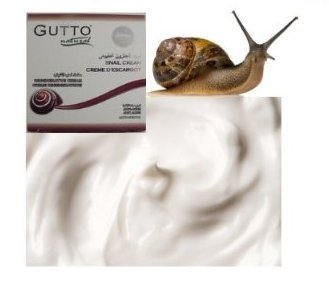 GUTTO SNAIL CREAM, This face cream is described as a