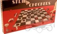 Strip Checkers - The Only Game That You Can Loose Your Pants and Still Win!