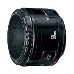 Canon EF 50mm 1.8 Portrait Objektiv