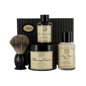 Art of Shaving Unscented Hypoallergenic Full Size Kit