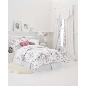 Whistle & Wink China Doll Twin Duvet Cover front-90233