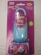 Diaper Bag Dispenser, Cvs Brand - 1
