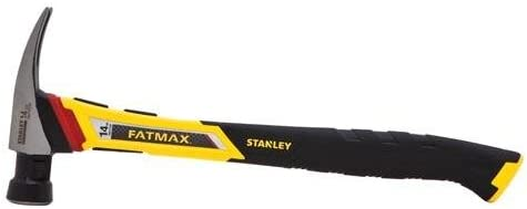 Stanley FMHT51249 FATMAX Anti Vibe Nailing Hammer, 14-Ounce