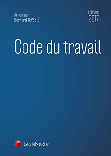 code-du-travail-2017