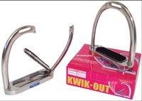 Steigbügel Kwik-out