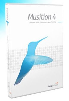 Musition 4 Student Edition Complete Software for Learning and Testing Music Theory