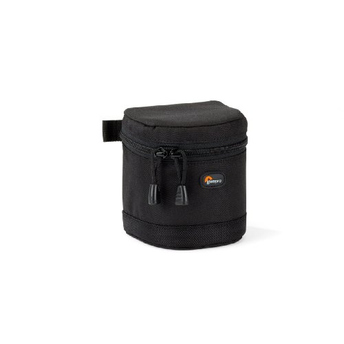 Lowepro 9 x 9cm Lens Case - Black