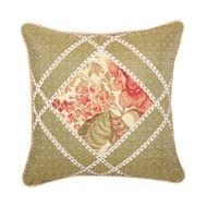 Jennifer Taylor Brianza Collection Pillow 18-Inch By 18-Inch