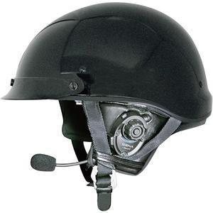 Sena Technologies Sph-10H Bluetooth Stereo Headset & Intercom For Half Helmets - --