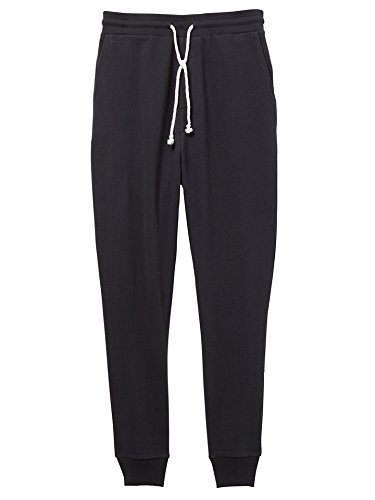 Alternative Mens Heavy Hitter Heavyweight French Terry Pants Medium Black (Alternative French Terry compare prices)