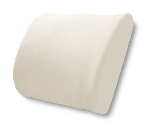 Homedics Ot-Lum Therapy Lumbar Cushion Support Pillow With Velour Cover front-815818