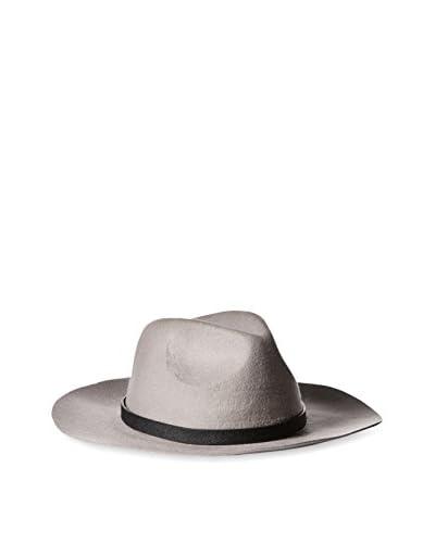Evelyn K Women's Wool Hat, Gray