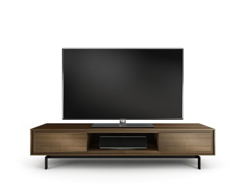 bdi-signal-8323-low-profile-triple-wide-entertainment-cabinet-natural-walnut