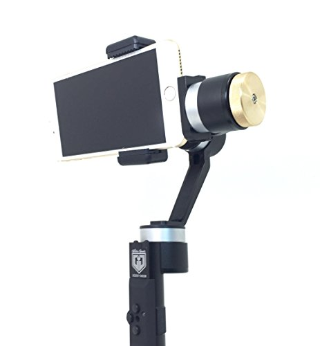 Best Prices! LEG 300# Glide Gear Leios 3-Axis Gimbal Stabilizer for Smartphones and GoPro Camera QUA...