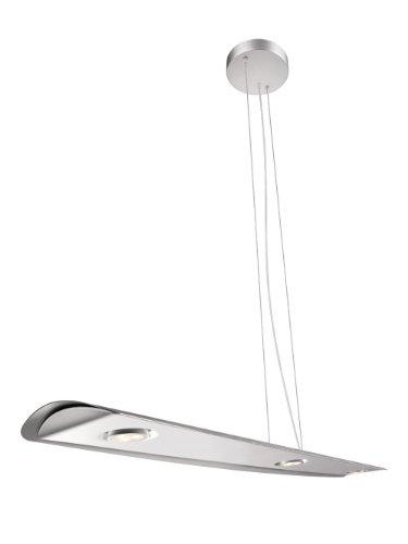 Philips 378654848 Mendel Pendant, Brushed Nickel