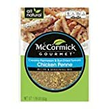 McCormick Gourmet Creamy Parmesan & Sun Dried Tomato Chicken Penne Recipe & Seasoning Mix, 1.06 oz