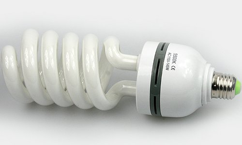145 watts 5500K Color corrected Fluorescent Full Spectrum Bulb Day Light Fluorescent Lamp Photo Bulb ePhotoINC 145W