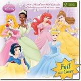 Disney Princess. A 16-Month 2011 Wall Calendar