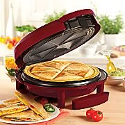Review Bella 12 Quesadilla Maker - Deep Red