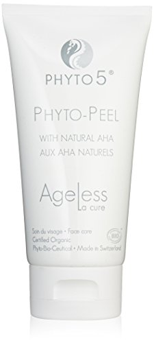 Facial Phyto-Peel by Ageless La Cure – Natural, Organic, Exfoliating by Phyto 5, 2.5 Ounce