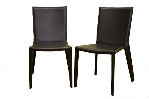 Leather Dining Room Chairs 5633