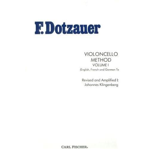 Violoncello Method-Vol. 1