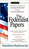 The Federalist Papers Publisher: Signet Classics
