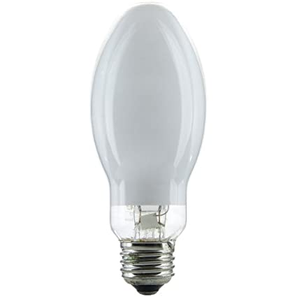 Sunlite-MV100/DX/MED-100-Watt-Mercury-Vapor-ED23-H38-Bulb,-Medium-Base,-Coated