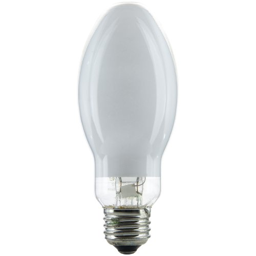 Sunlite MV100/DX/MED 100-Watt Mercury Vapor ED23 H38 Bulb, Medium Base, Coated